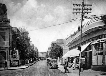 Bialik Street un 1930