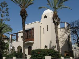 Haim Nahman Bialik House