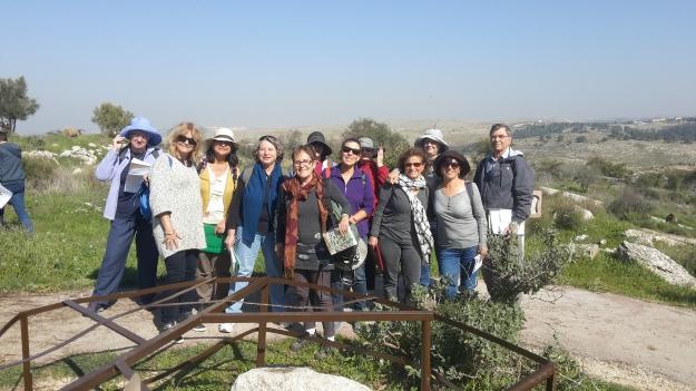 Visit of Neot Kedumim