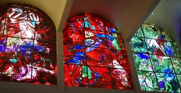 Judah, Zebulon, Issachar - Marc Chagall