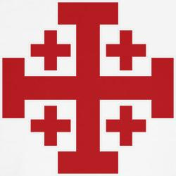red_simple_jerusalem_cross_tshirt