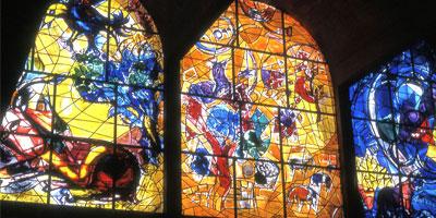 Naphali, Joseph, Benjamin - Marc Chagall