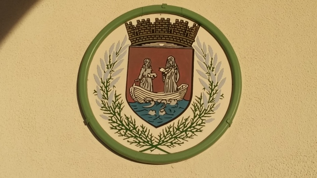 City's Emblem of Saint Mary de la Mer