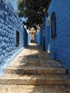 Safed - Abuhav street synagogue
